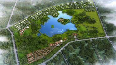 乌兰察布红海子体育公园建设项目