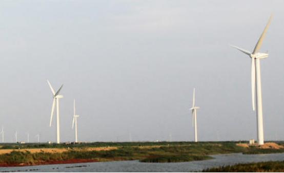 内蒙古包头达茂巴音2号风电场200MW工程